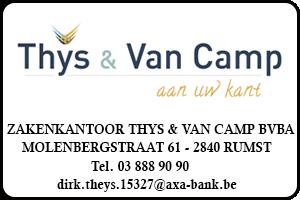 Zakenkantoor thys-vancamp