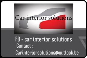 Car Interior Solutions