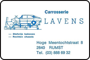 carrosserie lavens rumst