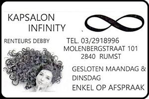 Kapsalon Infinity